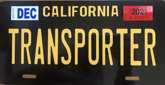 DMV Transport Agent 101 San Diego