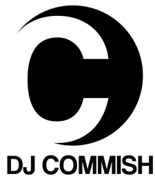 DJ Commish logo