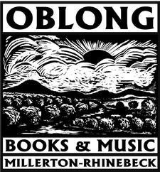 Oblong Books & Music logo
