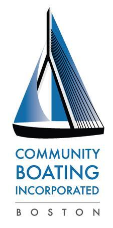Community Boating Junior Program logo
