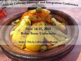 African Culinary Heritage & Integration Conference