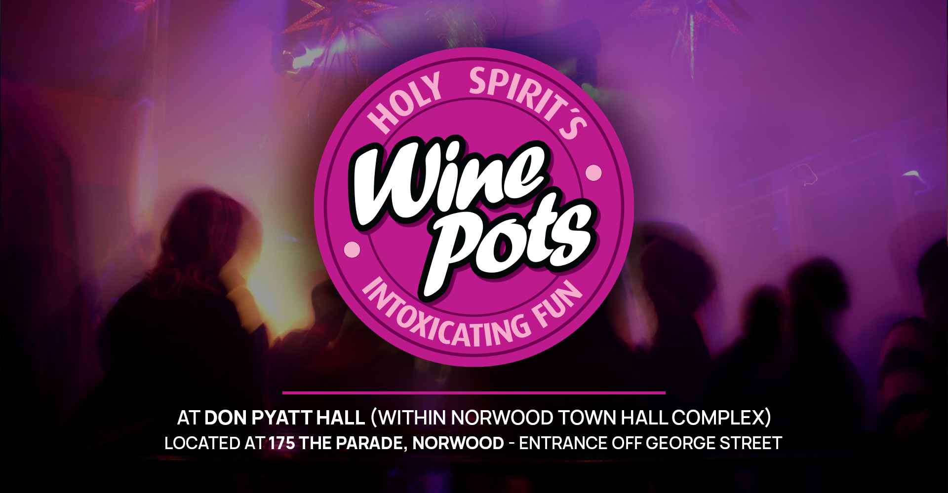 Holy Spirit's Wine Pots