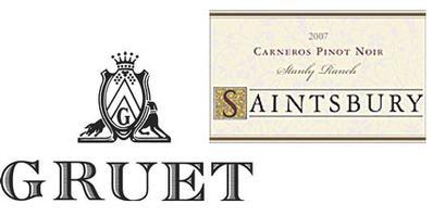 Gruet Winery and Saintsbury Winery