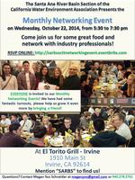 SARBS Monthly Networking Event - October 2014