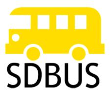 SDBUS logo
