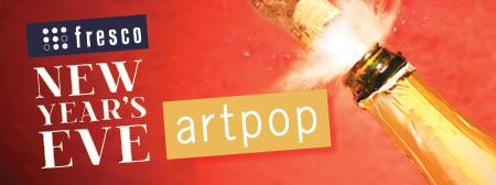 New Year's Eve ArtPop
