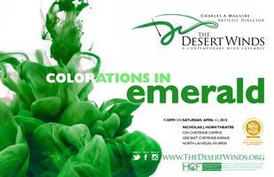Colorations in Emerald
