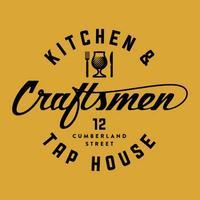 Craftsmen Beer Dinner feat. Anderson Valley Brewing...