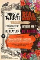Novela Halloween Party | Tales of Terror & Dia de los...