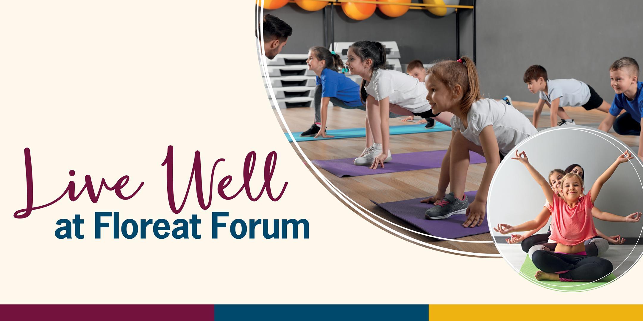 Live Well | Free Parent & Child Workshops