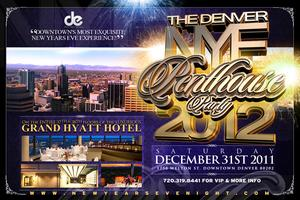 The Denver New Years Eve Penthouse Party 2012
