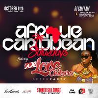 Ultimate Afrique + Caribbean Saturdays Special ATAFWDC