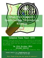 Urban Poor Community OpenStreetMap Intervention Worksho...