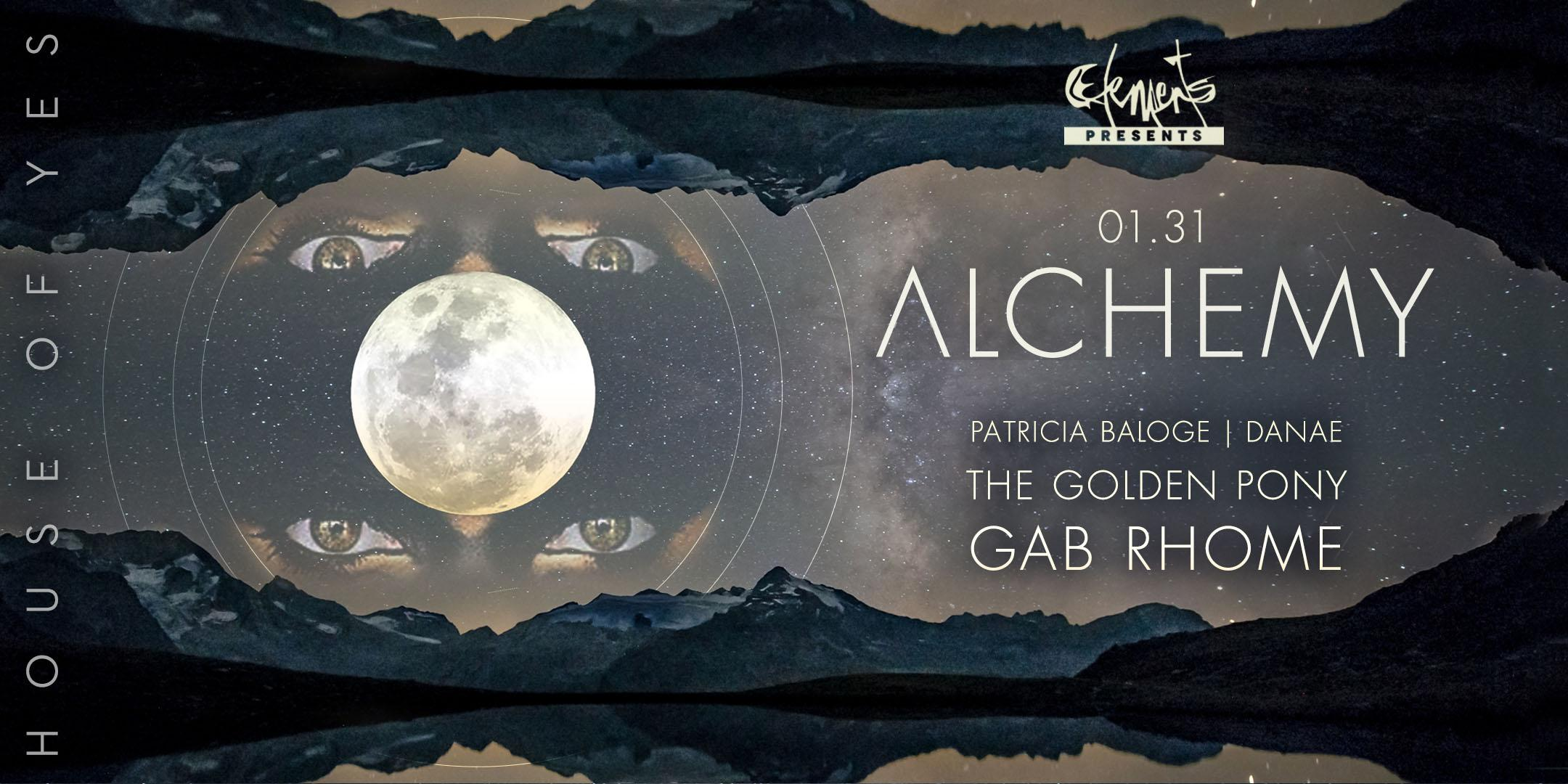 Road To Elements: Alchemy with Gab Rhome & The Golden Pony