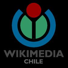 Wikimedia Chile logo