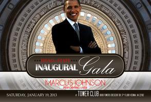 Head of State Inaugural Gala