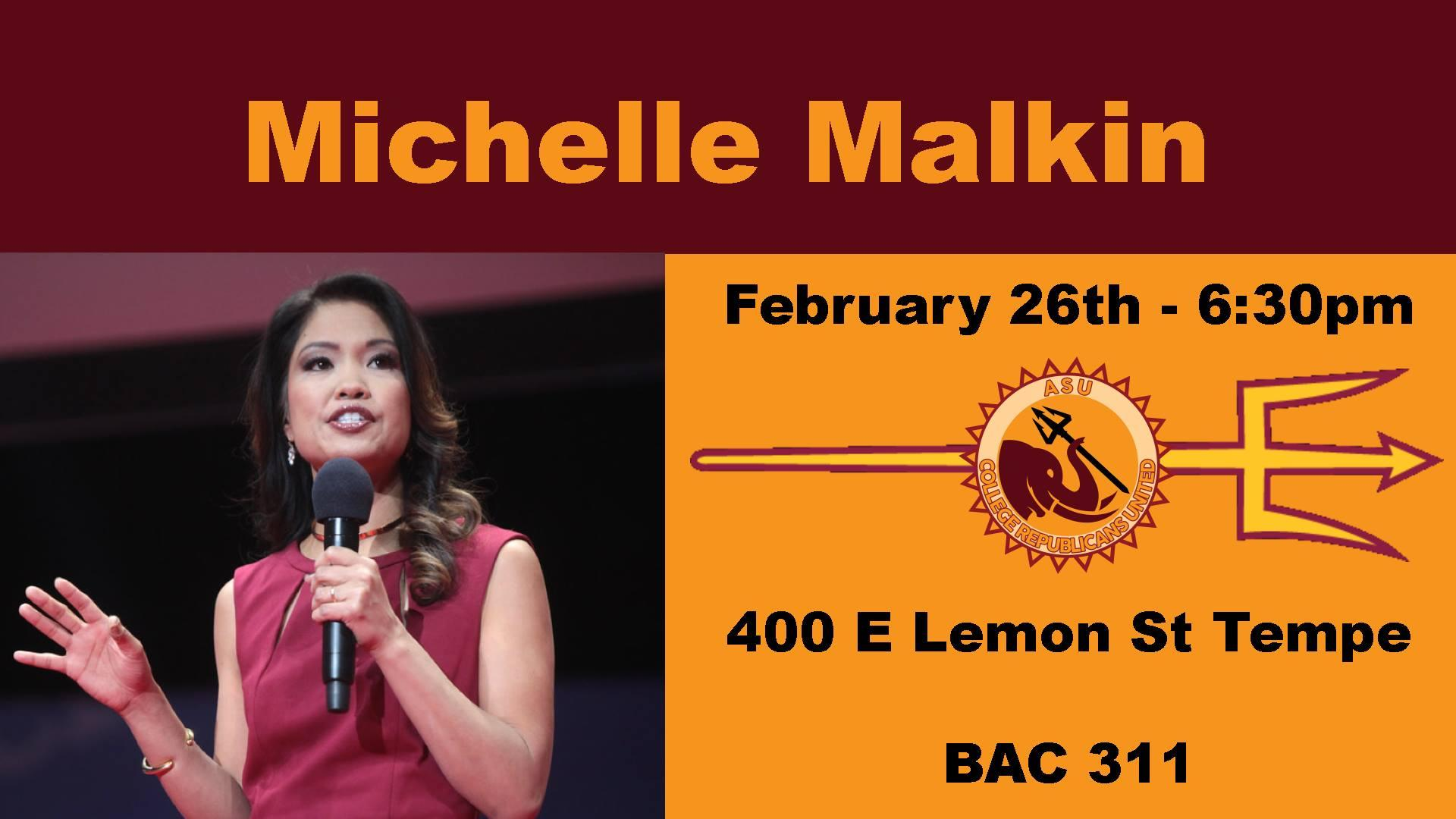 Meeting: Michelle Malkin