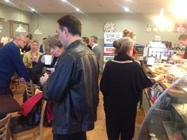 Cambourne Network Morning - Hosted at Greens Coffee...