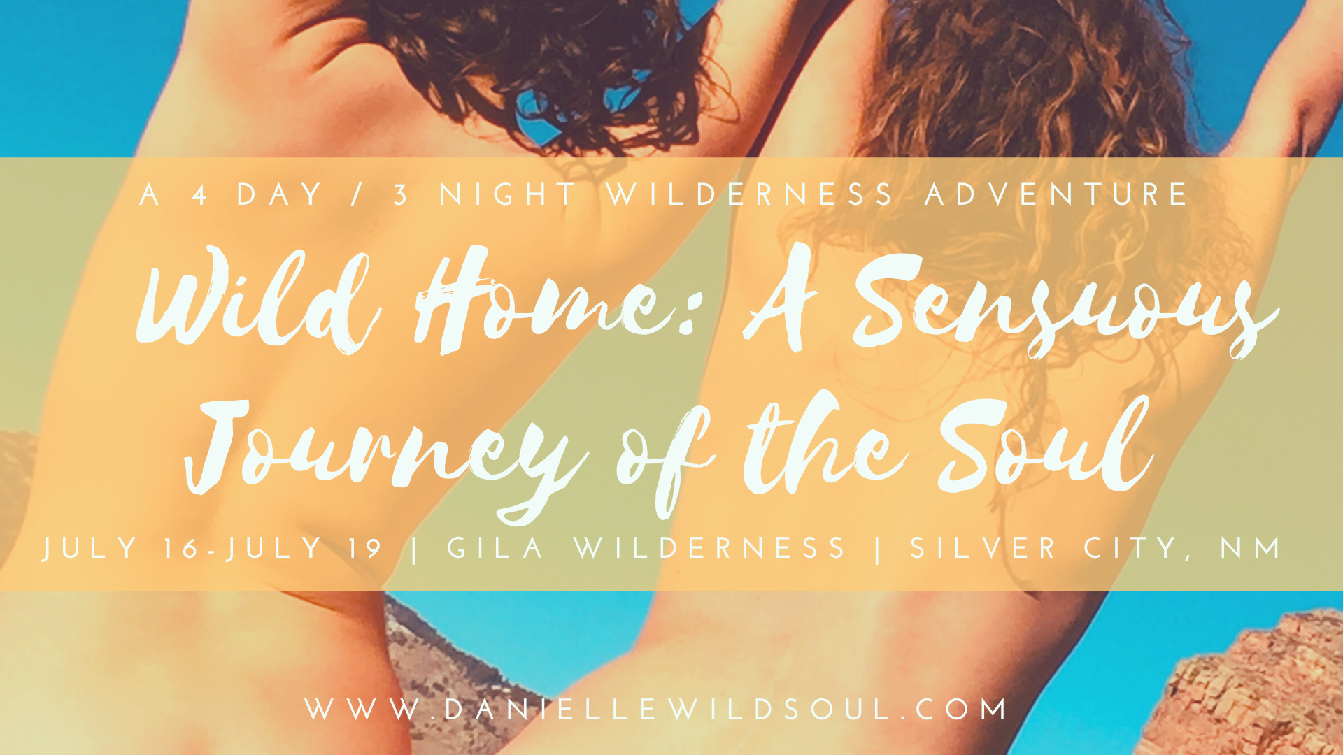 Wild Home: A Sensuous Journey of the Soul