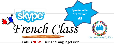 French Class - Skype - The Language Circle