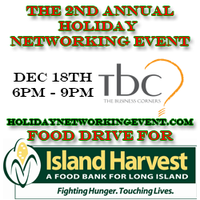 The Holiday Networking Event