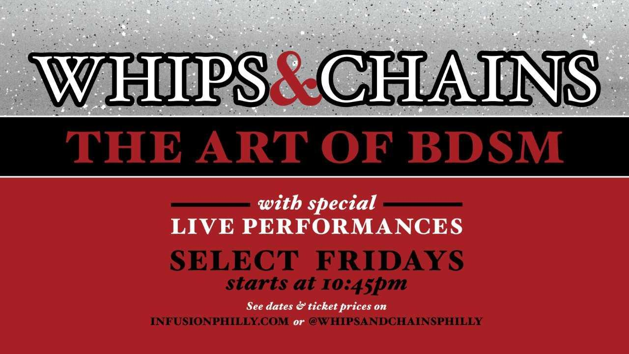 FRI 2/14 - Whips & Chains (Theme: VDAY Edition)