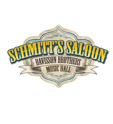 Schmitt's Saloon logo