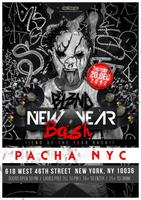 """ATP NY presents """" END OF THE YEAR BASH III DJ BL3ND –..."""