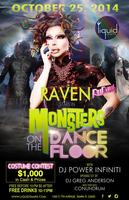 "RAVEN FROM RPDR STARS IN ""MONSTERS ON THE DANCE FLOOR""..."