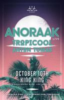 The Do LaB presents Anoraak, Tropicool, and Anton...