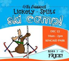 Lickety-Splits Ski Camp for Kids