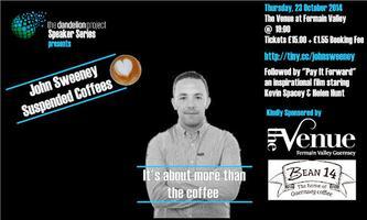 The Dandelion Project Speaker Series presents John Swee...