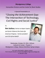 """""""Closing the Achievement Gap:  The Intersection of..."""