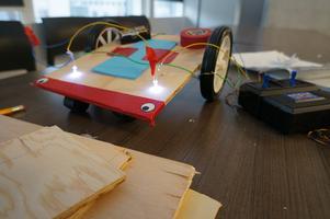 MakerKids Winter 2014 Camp (Robots, Minecraft,...