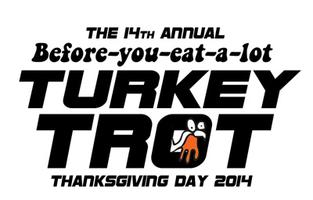 2014 STICK WITH IT FITNESS Turkey Trot