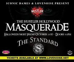 Hustler Hollywood Halloween Masquerade