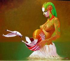 """Magdalen Sacred Womb Empowerment: """"Yoni of Pearls""""..."""