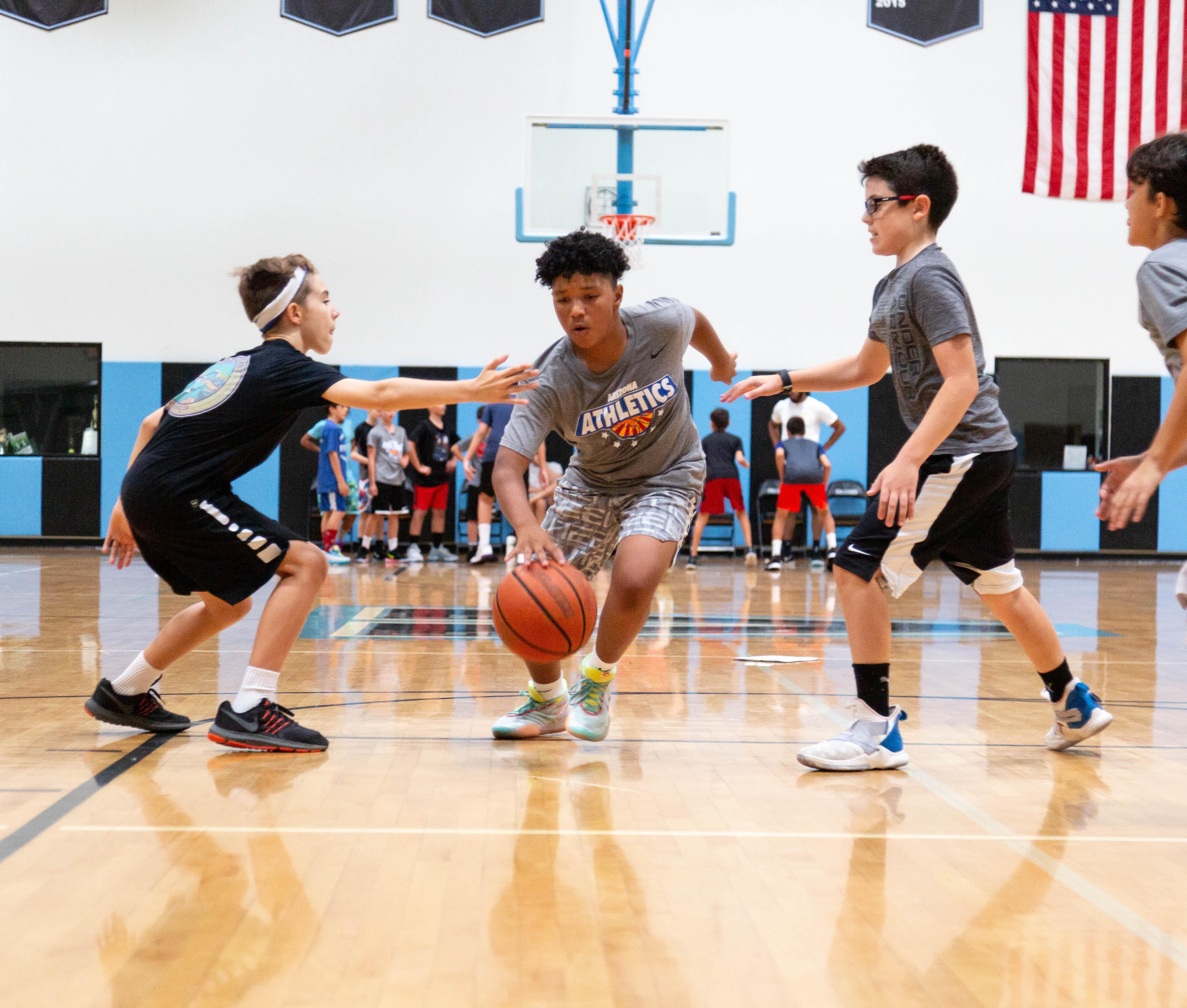 Basketball Skills Training K - HS options