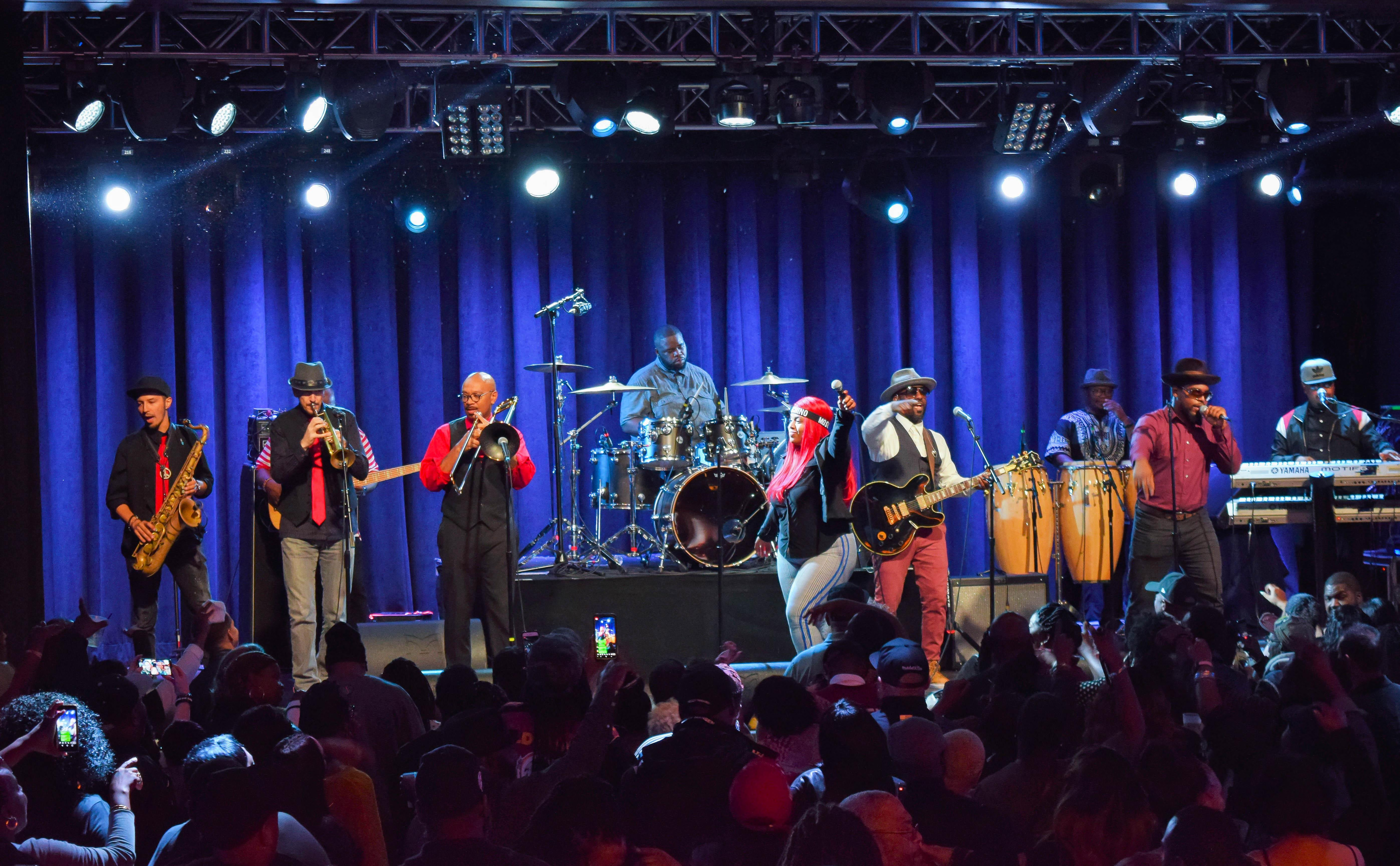 An Evening With: The Chuck Brown Band