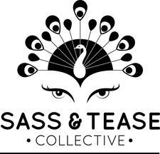 The Sass & Tease Collective logo
