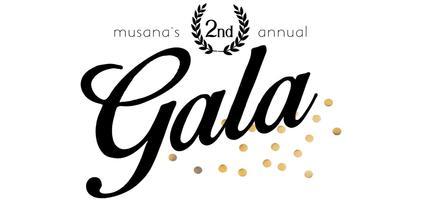 Musana's Second Annual Gala