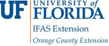 UF/IFAS Extension Orange County logo