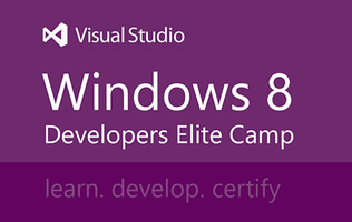 Windows 8 Developer Elite Camp 2