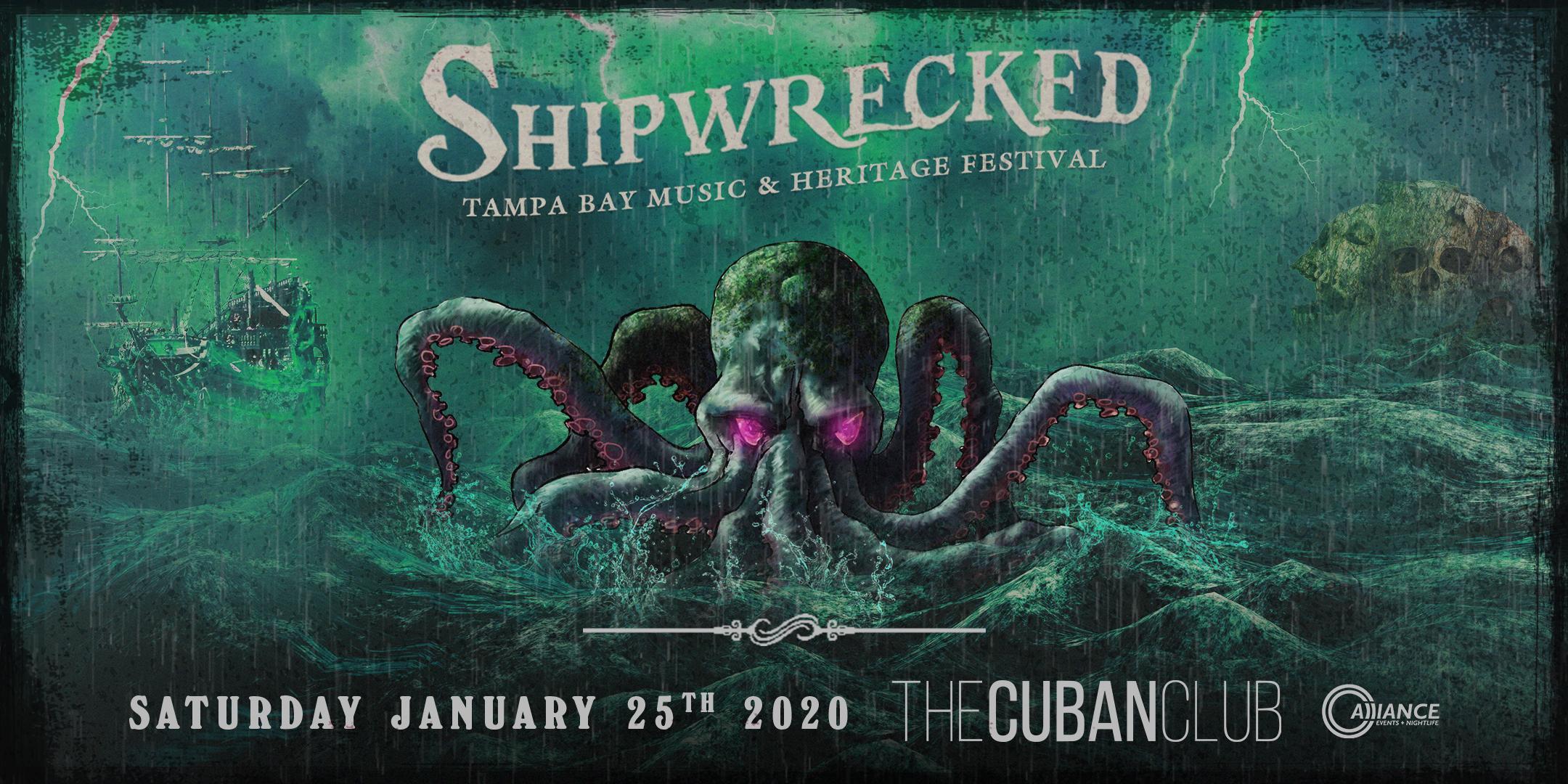 Shipwrecked Music Festival