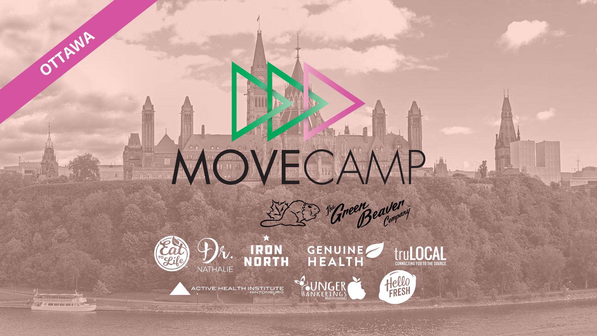 MoveCamp Ottawa - Free Fitness at Parliament Hill