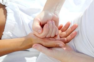 Group Hand Reflexology Class