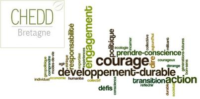 Le courage du développement durable - Colloque CHEDD...