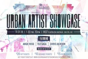 Gospel Unplugged Urban Artist Showcase