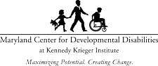 Maryland Center for Developmental Disabilities logo