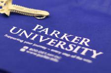 The Department of Online Education @ Parker University logo
